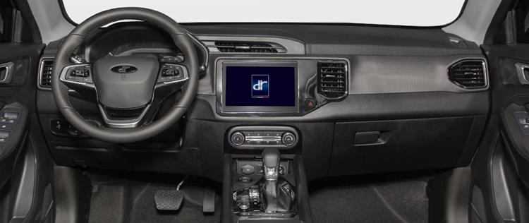 DR 5.0 1.5 Turbo 150 ch Boîte automatique GPLi Blanc