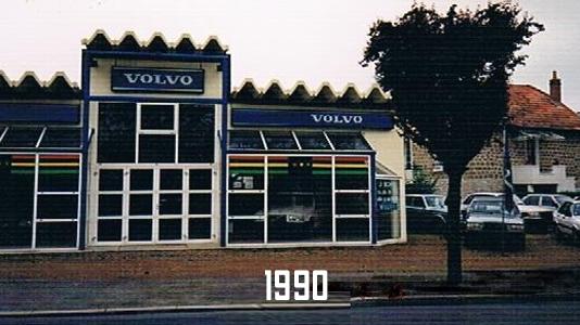 Garage Valenti 1990