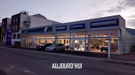Garage Valenti 2020