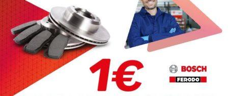 OPÉRATION FREINS 1 €