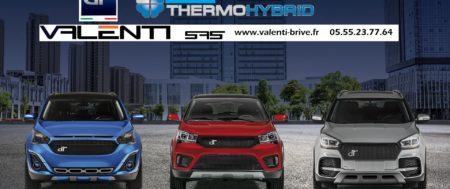 GAMME THERMO-HYBRIDE