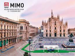 VIDEO MOTOR SHOW MILAN MIMO 2021